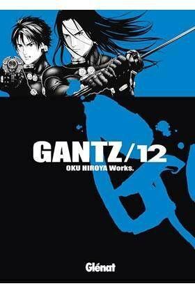 GANTZ 12 (PANINI)