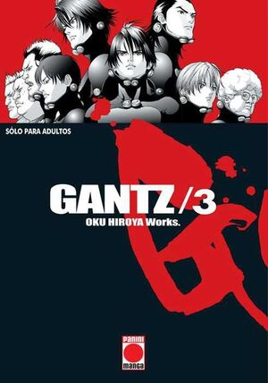 GANTZ 03 (PANINI)