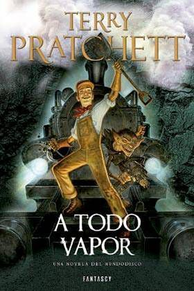 TERRY PRATCHETT: A TODO VAPOR