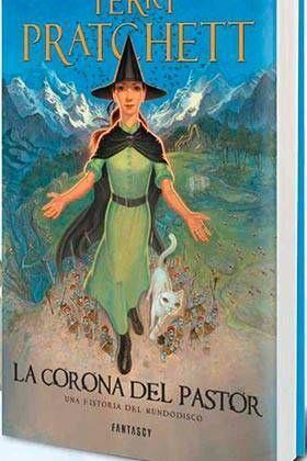 TERRY PRATCHETT: LA CORONA DEL PASTOR