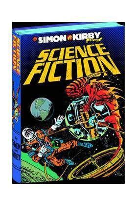 SCIENCE-FICTION. LOS ARCHIVOS DE JOE SIMON Y JACK KIRBY