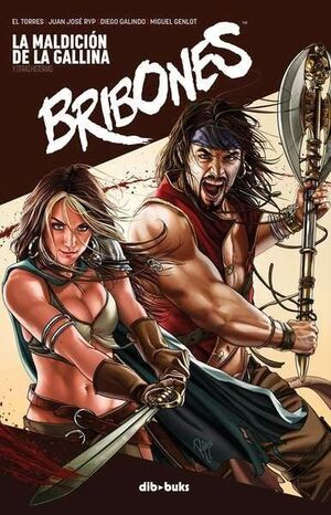 BRIBONES #01. LA MALDICION DE LA GALLINA (DIBBUKS)