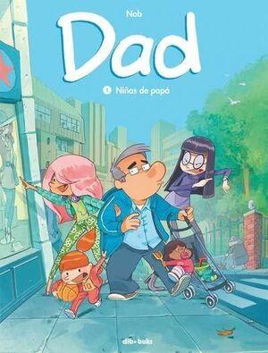 DAD #01 NIÑAS DE PAPA