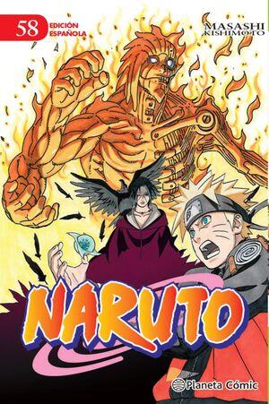 NARUTO #58