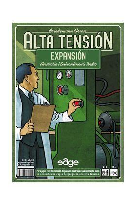 ALTA TENSION - EXPANSION AUSTRALIA / SUBCONTINENTE INDIO
