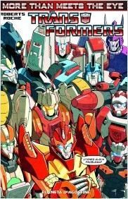 TRANSFORMERS: MORE THAN MEETS THE EYE #01