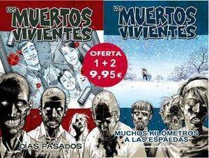 LOS MUERTOS VIVIENTES PACK 1 + 2
