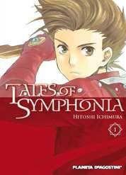 TALES OF SYMPHONIA #01