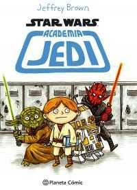 STAR WARS ACADEMIA JEDI #01