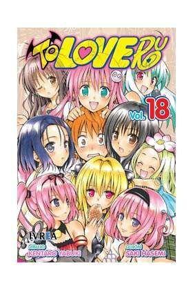TO LOVE RU #18