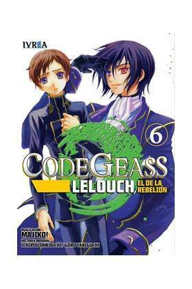 CODE GEASS: LELOUCH, EL DE LA REBELION #06