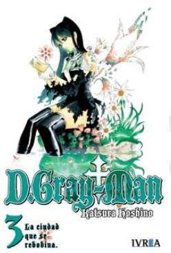 D.GRAY MAN #003
