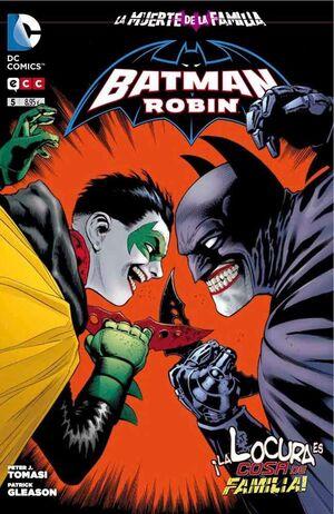 BATMAN Y ROBIN #05