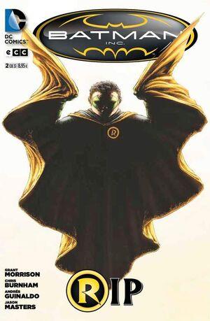 BATMAN INC. #02
