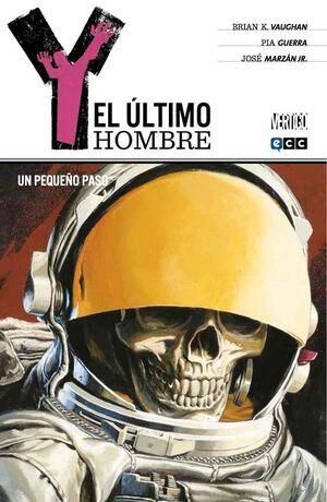 Y, EL ULTIMO HOMBRE #03: UN PEQUEÑO PASO