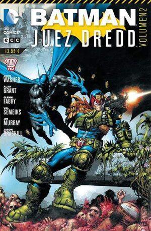 BATMAN / JUEZ DREDD #02