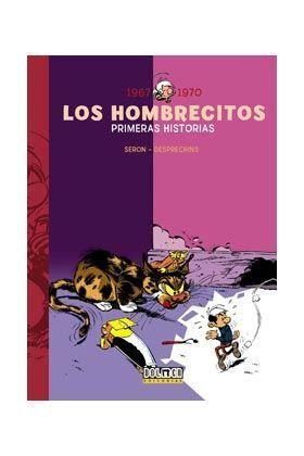 LOS HOMBRECITOS #01: 1967 - 1970: PRIMERAS HISTORIAS