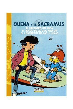 QUENA Y EL SACRAMUS #01