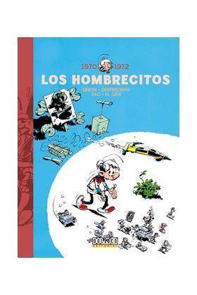 LOS HOMBRECITOS #02: 1970 - 1972
