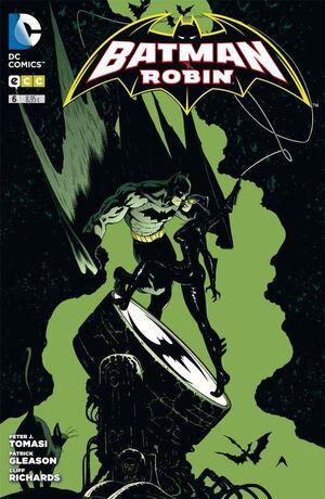 BATMAN Y ROBIN #06