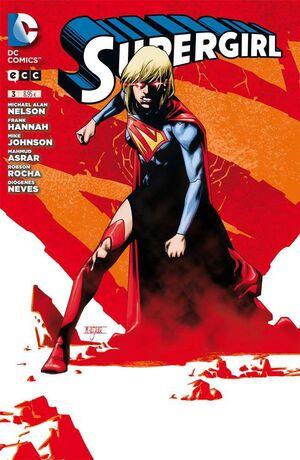 SUPERGIRL #03 (ECC)