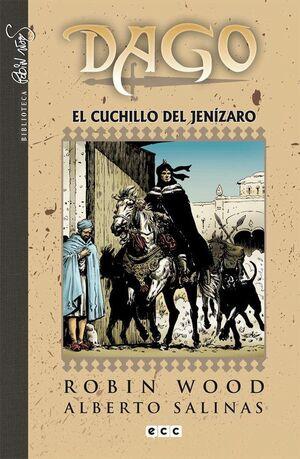 DAGO #05. EL CUCHILLOS DEL JENIZARO