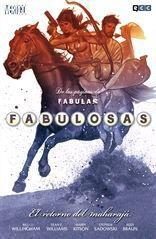 FABULOSAS #03. EL RETORNO DEL MAHARAJÁ