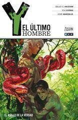 Y, EL ULTIMO HOMBRE #05. EL ANILLO DE LA VERDAD