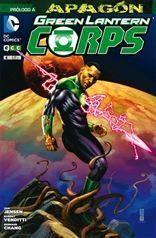 GREEN LANTERN CORPS #04 (ECC EDICIONES)