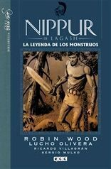 NIPPUR #06. LA LEYENDA DE LOS MONSTRUOS