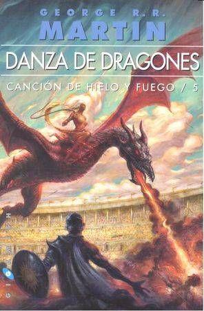CANCION DE HIELO Y FUEGO VOL.5: DANZA DE DRAGONES (ED. OMNIUM)