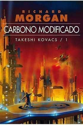 TAKESHI KOVACS 1: CARBONO MODIFICADO