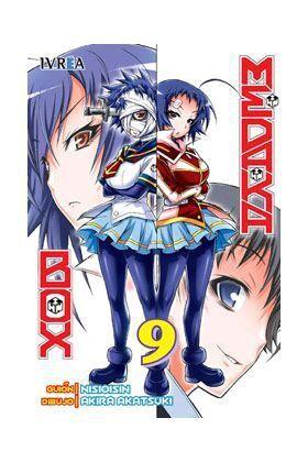 MEDAKA BOX #09