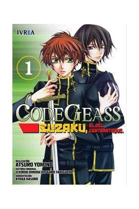 CODE GEASS: SUZAKU, EL DEL CONTRAATAQUE #01
