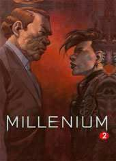 MILLENIUM #02 (PLANETA COMICS)