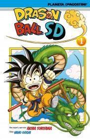 DRAGON BALL SD #01