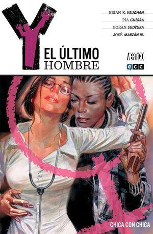 Y, EL ULTIMO HOMBRE #06. CHICA CON CHICA