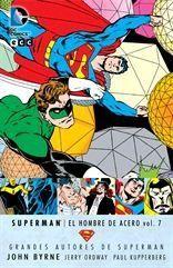 GRANDES AUTORES DE SUPERMAN: JOHN BYRNE - SUPERMAN: EL HOMBRE DE ACERO #07