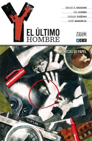 Y, EL ULTIMO HOMBRE #07. MUÑECAS DE PAPEL