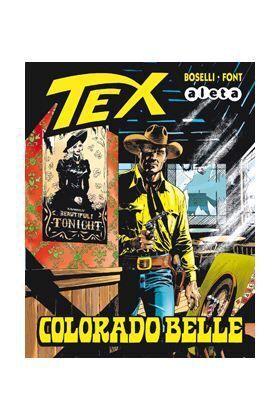TEX: COLORADO BELLE