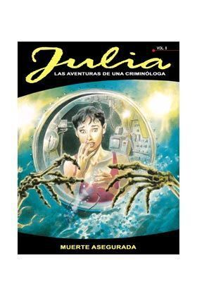 JULIA #08: MUERTE ASEGURADA