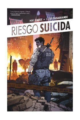 RIESGO SUICIDA #01: EL RENCOR DE LA GUERRA