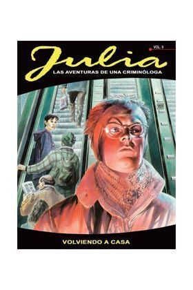 JULIA #09: VOLVIENDO A CASA