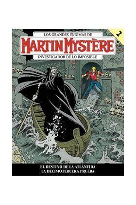 MARTIN MYSTERE VOL. 03 #02 EL DESTINO DE LA ATLANTIDA.
