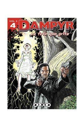DAMPYR VOL.3 #04. LA FOTO QUE GRITA