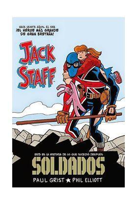 JACK STAFF #02: SOLDADOS