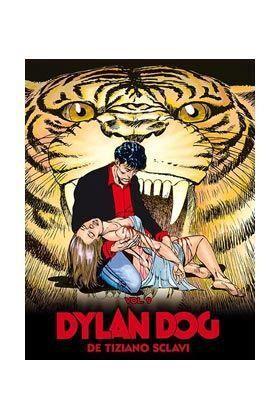 DYLAN DOG DE TIZIANO SCLAVI VOL. 09