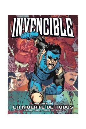 INVENCIBLE #20. LA MUERTE DE TODOS