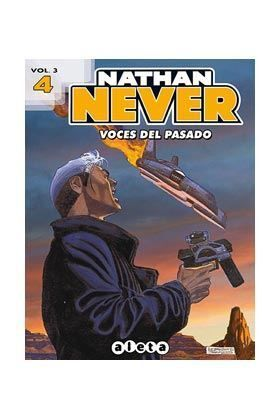 NATHAN NEVER VOL. 3 #04. VOCES DEL PASADO