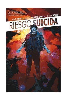 RIESGO SUICIDA #02: UN ESCENARIO DE PESADILLA